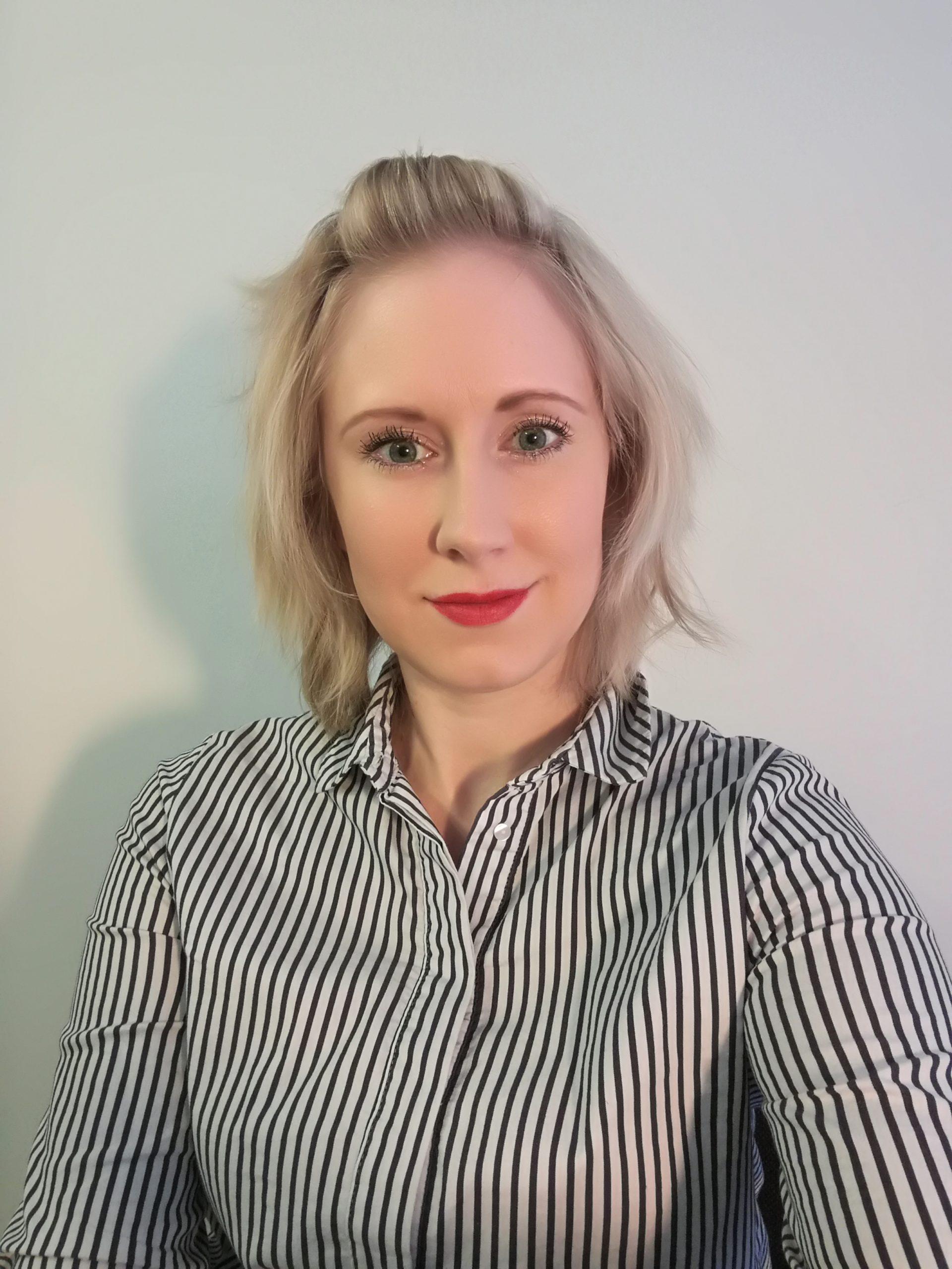 Annina Heini Kynnyksen Tampereen aluesihteeriksi